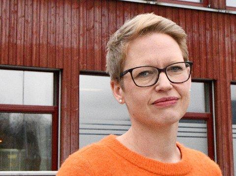 SENDTE BREV: Ordfører i Gausdal, Anette Musdalslien (Sp) har vært i møte med næringslivet og sendt brev til Nye Veier. Hun mener ett av kryssalternativene til og fra ny E6, er for dårlig.