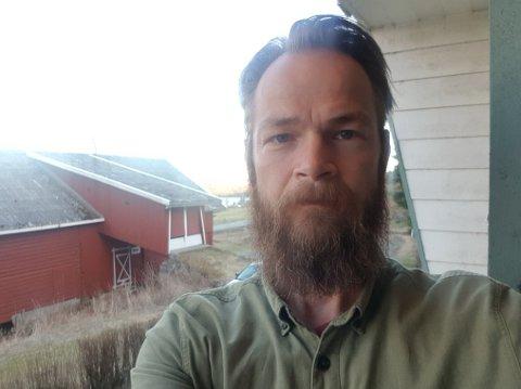 RETTFERDIGHET: Tom Lien ønsker at noen ansvarliggjøres for drapet på hans far.