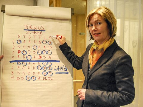 NY RÅDMANN: Alice Reigstad har fått tilbud om stillingen som rådmann i Aremark kommune.