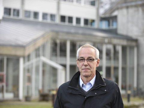 Ny rådgjevar: Odd Ivar Øvregård  skal hjelpe rådmann i Odda og Ullensvang, Magnus Steigedal. I første omgang har han kontrakt ut 2018. Foto: Kvinnheringen