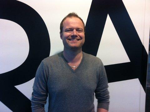 SØKER: Salgsleder Vidar Stueland er en av søkerne på listen.