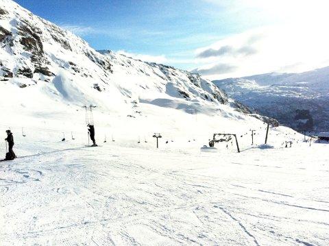 INVITERER: Onsdag 26. februar arrangeres det gratistur til Røldal skisenter.