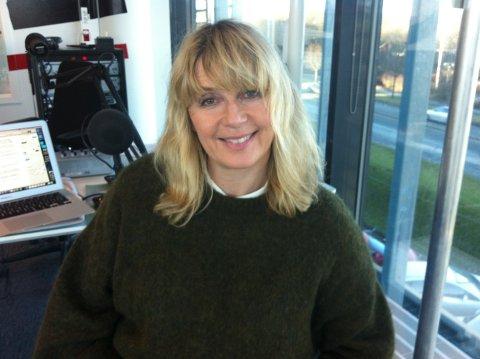 NY REDAKTØR: Karen Hesseberg er den som har jobbet lengst i kanalen.  Arkivfoto: Egil Houeland/102