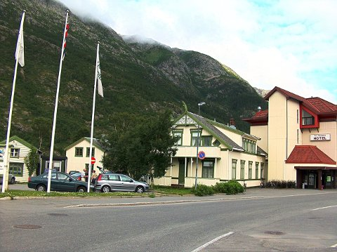 20 ansatte ved Fru Haugans Hotel i Mosjøen kan bli tatt ut i streik fra mandag morgen.