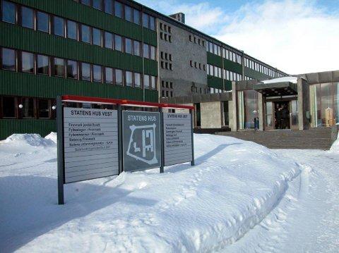 ALARM: De ansatte i Troms og Finnmark har det ikke godt under sammenslåingen av fylkene.