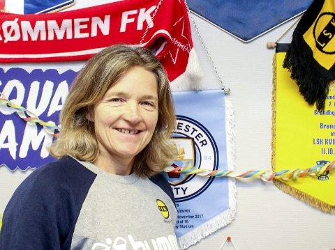 – En kjempeutfordring og noe jeg ser fram til, sier Hege Riise fra Momoen om den nye jobben.
