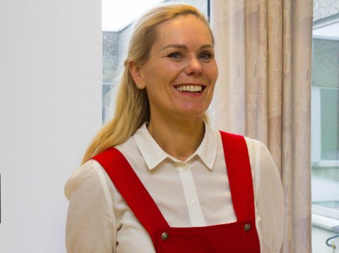 VAKSINERER ETTER HVERT: - Vi bruker alle dosene som vi får tildelt etter hvert som de blir levert til oss. Tempoet i vaksineringen er ikke opp til hver enkelt kommune, men avhengig av leveransene, sier kommunalsjef helse og velferd i Klepp, Wendy Karin Finnerud.