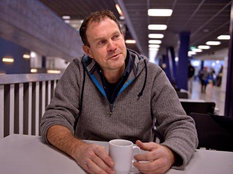 NY: Juel H. Rye er ny styreleder i Kongsberg jazzfestival  FOTO: JAN STORFOSSEN