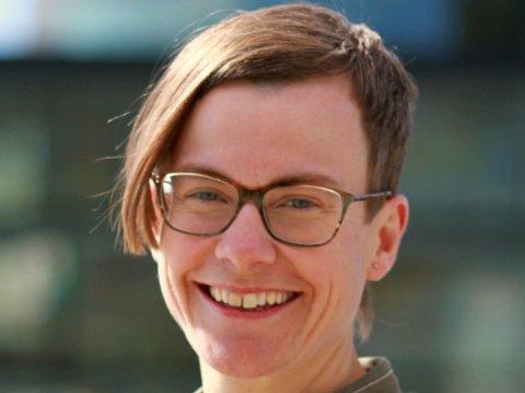 2. KANDIDAT: Sigrid Simensen Ilsøy står på 2. plass på stortingslista til Senterpartiet i Buskerud.
