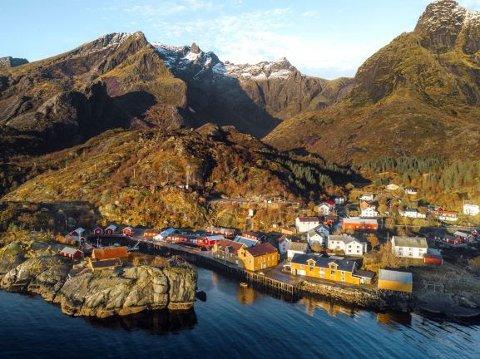 Nusfjord er blitt del av De Historiske Hotel & Spisesteder fra i år, og satser nå på helårsdrift.
