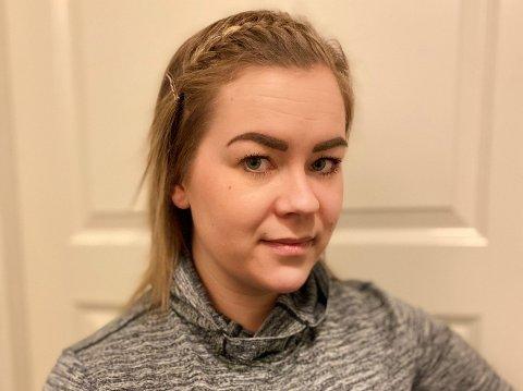 Tina Harbak driver vaskeforetaket Reint.