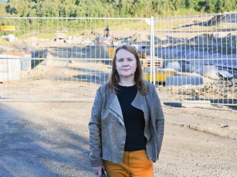 Kirsti Bakken har tatt initiativ til en underskriftskampanje mot TOBBs dispensasjonssøknad for utbyggingsprosjektet ved Hallsteingård.