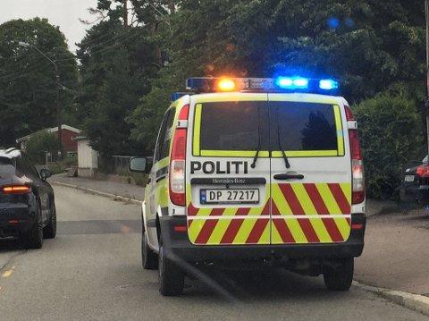 POLITILOGGEN: Politiet er stadig på farten i distriktet vårt. Illustrasjonsfoto/Arkivfoto