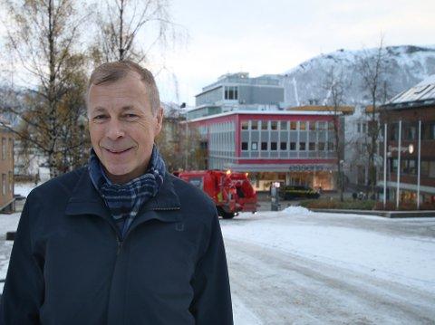 1. november starter Ole Johan Pedersen som daglig leder på Fjellheisen. Foto: Stian Saur