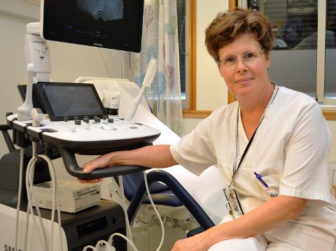 UTENLANDSKE VIKARER: I år skal ikke Sykehuset Innlandet benytte seg av utenlandske vikarer, opplyser avdelingssjef Anja Døssland Holstad ved gyn/føde i Gjøvik.