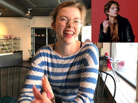 HAGEMORO: Det ble ingen Fredvikafestival verken for festivalsjef Kari Houth Fjellseth eller for publikum i år, men nå kan vinne konsert med Bernhoft i din egen hage!