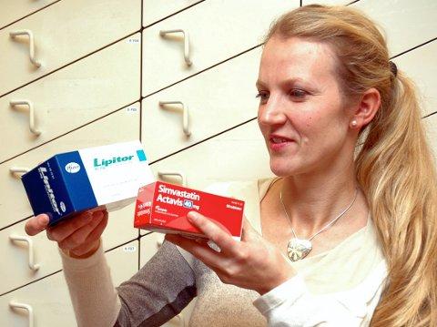 NY JOBB: Ingeborg Hartz forlater høgskolen og blir forskningsdirektør i Sykehuset Innlandet. (Foto: Kristin Søgård)