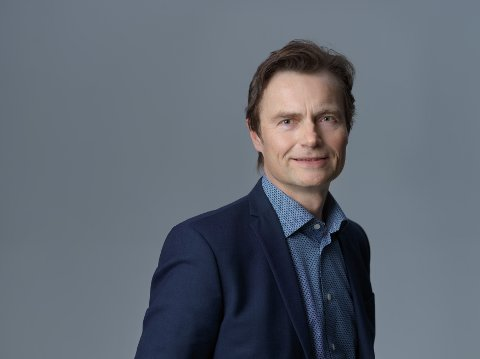 DIREKTØR: Tore-Anstein Dobloug, Sparebankstiftelsen.