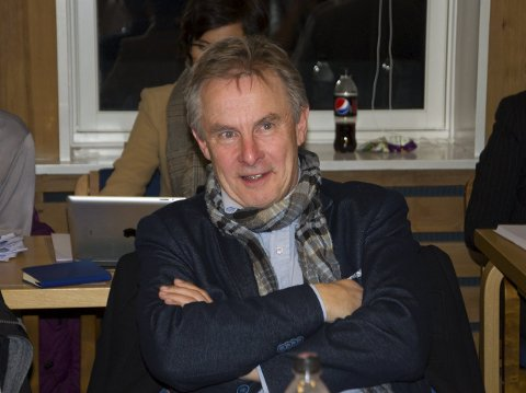 Helge Stiksrud (V) er valgt til politisk nestleder i Buskerud Venstre.