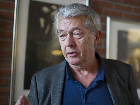Lennart Hovland er fornøyd med at saken om grensejustering på Sollihøgda skal utredes.