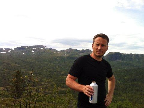 SAVNET: Stig Ingar Evje fra Fjerdingby har vært savnet siden 3. mai.
