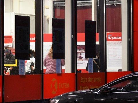 FORSVINNER: Coop Extra på Brånåsen er en av butikkene som nå mister tilbudet.