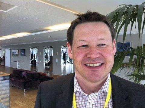Lars Birger Salvesen styrer det nye prosjektet.