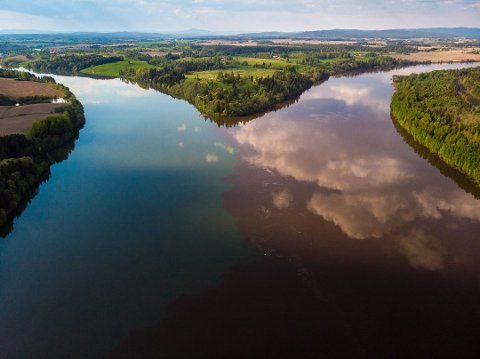 KULTURSKATT: Aksjonsgruppa ser på elvemøtet mellom Glomma og Vorma som en nasjonal kulturskatt og får støtte fra flere hold.