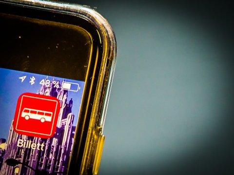 NY APP: Østffold kollektivtrafikk har lansert en splitter ny ØstfoldBillett-app. Den gamle appen slutter å fungere fra 1. april.