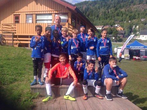 GRATIS PÅ CUP: Spillerne på Askim FK 07 skal i år delta på Norway Cup. Laget har en nullkostandsprinsipp, dermed får alle på laget som vil være med på Ekebergsletta. I fjor var laget på cup i Ål, da hadde de med familiene sine.