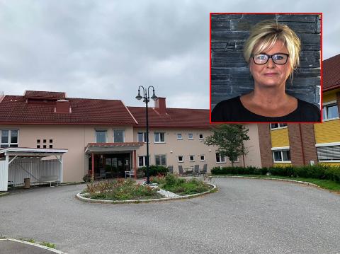 ØNSKER STENGING: Beate Riiser Wengen får ikke besøke faren sin de to neste ukene. Hun mener utestedene også bør stenges.