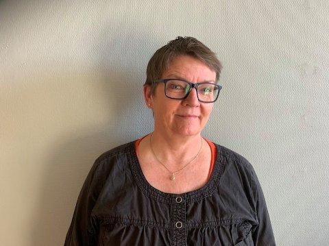 VERNEOMBUD: Astrid Lie Engelsjord mener lærerne bør fram i vaksinekøen.
