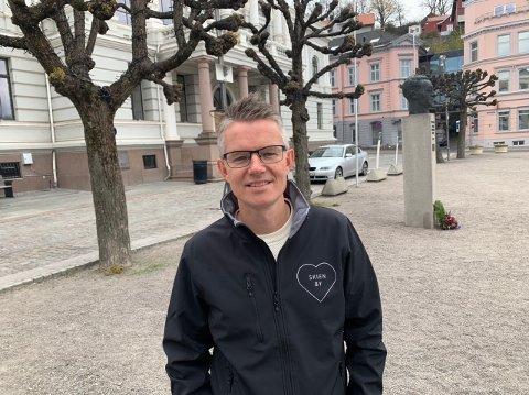 HAR FÅTT: Skien By ved Tore Hammersmark har fått 350 000 kroner i korona-kompensasjon.