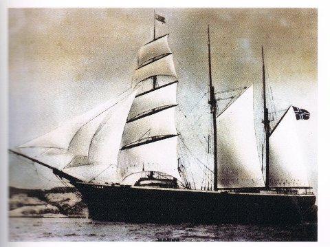 Flere av Hans Søbstads skip fikk navn etter barna til ekteparet Søbstad. Datteren Hanna ble æret med både et skonnertskip og senere et dampskip. Her skonnertskipet «Hanna».