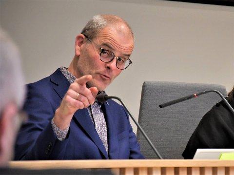 HYTTEFOLK: Færder kommune ba Telenor om hjelp til å spore opp hvor mange som oppholder seg på hyttene i kommunen. Nå har ordfører Jon Sanness Andersen svaret.