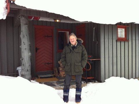 Knut Nes i  Valdres Hytteforum frykter et vedtak om vindmøllepark i Valdres til tross for nei fra de berørte.