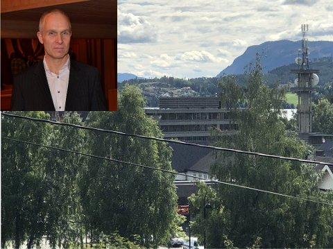Daglig leder i IKT Valdres, Gudbrand Hegge, sier han vet for lite om hva som skjedde i Østre Toten til å si noe kvalifisert om faren for at noe tilsvarende skjer hos oss. Arkivfoto:Geir Helge Skattebo