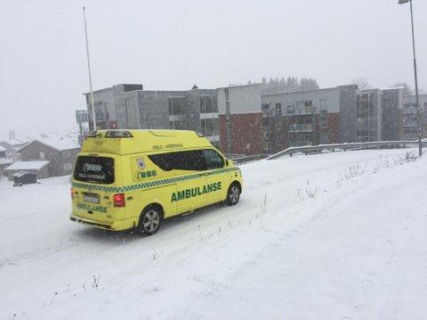 Meteorologisk Institutt har sendt ut OBS-varsel for hele Akershus. Med temperaturer rundt null grader og snø og sludd på menyen, vil det bli vanskelige kjøreforhold.