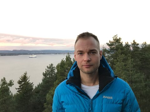 Fredrik Skarpsno var minutter unna en dødsulykke i Spro gruver