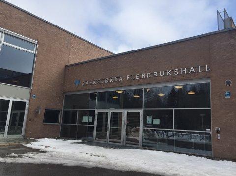 Kommuneoverlegen på Nesodden valgte etter legionellafunnet å stenge  Bakkeløkkahallen. Foto: Tora Lind Berg