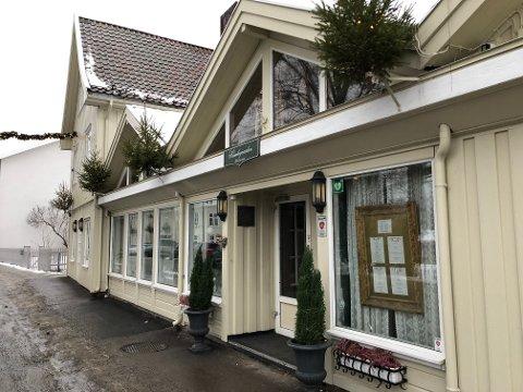 Kumlegaarden kalles julebordrestauranten i flere anmeldelser.