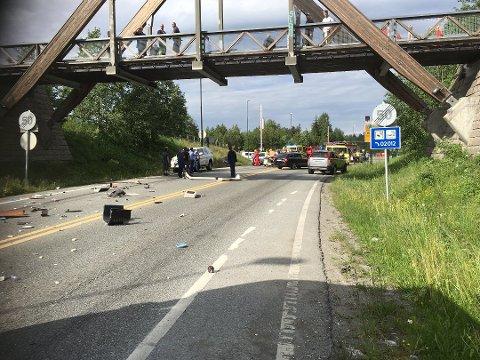 MÅNA: Aktor konkluderte med at man ikke kunne utelukke at ulykken skyldtes medisinske årsaker.