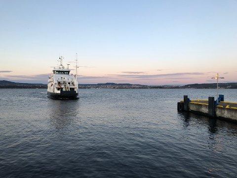 Nesoddbåten er en viktig del av Nesoddens egenart.