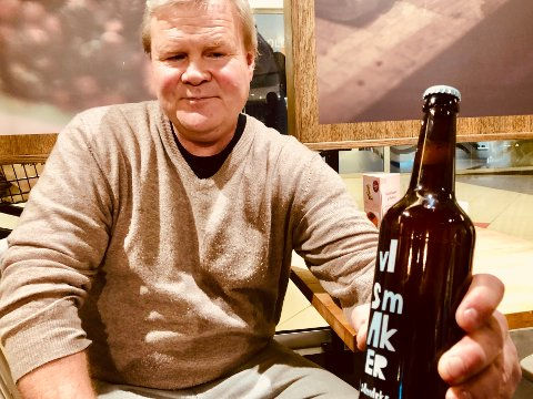 Bryggerileder Kjetil Sjølie åpner for flere andelshavere i samvirkebryggeriet på Berger.