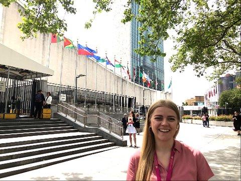 Heidi Kilemo har jobbet med alt fra universell helsedekning, utdanning, reproduktive rettigheter i New York.