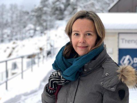 SAMARBEID: Kreftkoordinator Elisabeth Nilsen samarbeider med Vestby kommune for å gi befolkningen ett nytt tilbud.