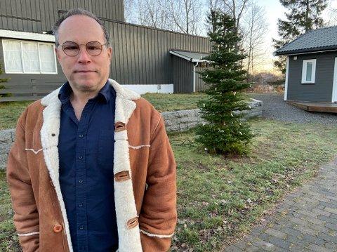 FERIE: - Det er mange hensyn å ta, men vi bør tilstrebe å unngå at folk blir satt i karantene i jula, sier leder av Utdanningsforbundet i Frogn, Jørgen Halvorsen. FOTO: Ole Jonny Johansen