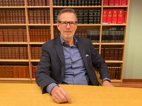 SPÅR KONKURSER: På nyåret vil vi se en økning av konkurser varsler Vestby-advokat Bjørn Clemetsen.