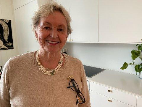 Mette Karina Thorp, som døde 29. januar 2021 satte dype spor i Drøbak.