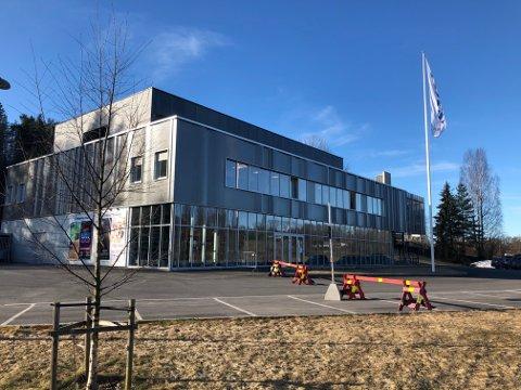 Lokal klinikk: Flerbrukshuset Smia får en ny funksjon som lokal klinikk under korona-pandemien.